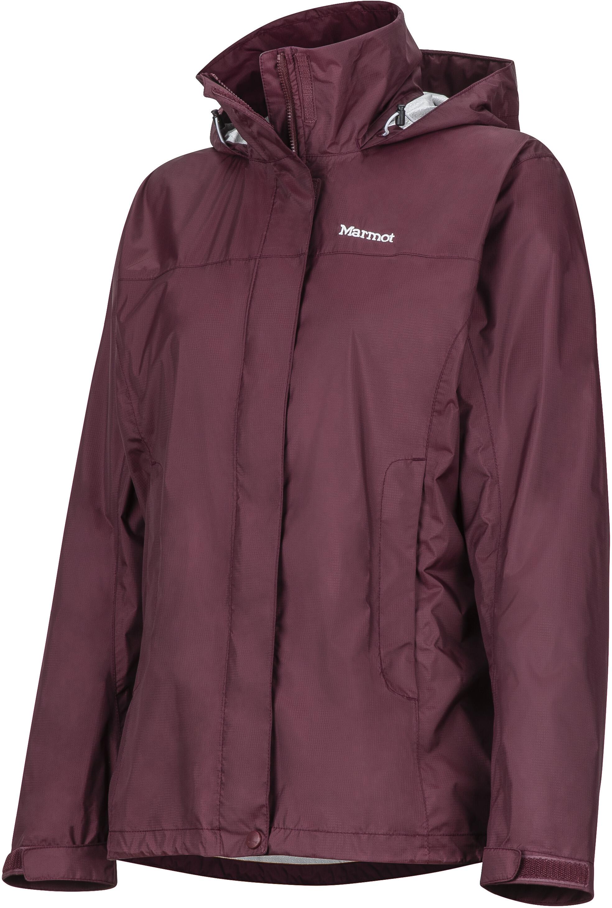 Marmot Women S Alexie Jacket: Marmot PreCip Jacket Women Burgundy